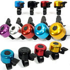 2X Road Bike Mini Colorful Horn Bell Aluminum Alloy Bicycle Horn Bell Bike Part
