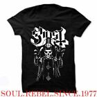 GHOST  PUNK ROCK BAND T SHIRT MEN'S SIZES image