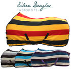 FLEECE HORSE RUG All Sizes cooler stable travel show NEWMARKET STRIPE