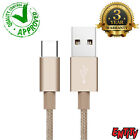 Braided Charger Lightning Charging Cable Data Sync for iPhone 7/7 Plus/6s/6/5s