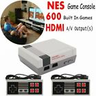 LOT 20 NES Mini Classic TV Video Game Console HDMI Built-in 600 Nintendo Games