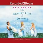 list of audio books - The Sunday List of Dreams by Kris Radish: New