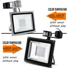 20/30/50/100/200/300/500W LED FloodLight PIR Motion Sensor Security Outdoor lamp <br/> ❤Cool/Warm white ❤IP65 ❤High Power ❤3 Year Warranty