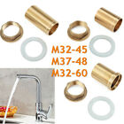 Kitchen Basin Mixer Tap Repair Fitting Kit Threaded Brass Tube Nut Install Part