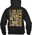Freemason Square - I G Ma My Actions Are Stand On The Gildan Hoodie Sweatshirt
