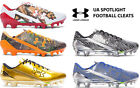 Under Armour Spotlight Football Cleats Mens Football Low Top Boots NEW