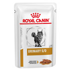 ROYAL CANIN VET DIET FELINE URINARY S/O Wet Cat Food POUCH - BEST PRICE!!