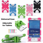 Universal Shockproof Silicone Cover Case For Ellipsis 8 HD QTASUN1 8 Inch Tablet
