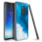 For Samsung Galaxy S8/S9 Plus Shockproof Cover Hybrid Bumper Slim Hard Case