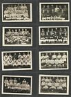 Pluck Famous Football Team Photos 1920's Choose Your Own