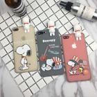 iPhone Case 3D Snoopy Dog Silicon Rubber Phone Case for Apple All Model