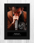 Brendon Urie Panic at the Disco Signed Photo Mounted Quality A4 Reproduction
