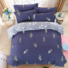 Bedding Set Duvet Cover Set Comforter Covers Flat Sheet Single Queen King 5 Size