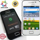 Samsung GALAXY Ace GT-S5830i - BLACK/WHITE (Unlocked) Smart Phone