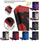 Samsung GALAXY S9 / Plus Shockproof Impact HYBRID Armor Rugged Case Phone Cover