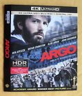 4K Blu Ray slipcover - Many to choose from (NO MOVIE DISC!)