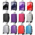 KONO Travel Bag Luggage ABS Hard shell  Hand Luggage Cabin Suitcase 20'' inch
