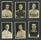 .Adventure Publication Signed Real Photos Footballers 1920's Choose Your Card.