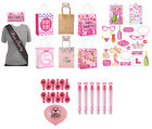Hen Party Bags Printed Paper Bag Wedding Bag Hen Cards Games Novelty Inflatables