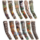 US Summer Cycling Bike Bicycle Arm Warmers Cuff Sleeve UV Sun Protection Cover