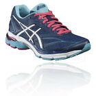 Asics Gel-Pulse 8 Womens Blue Cushioned Running Road Sports Shoes Trainers