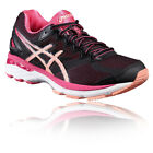 Asics Womens GT-2000 4 Running Shoes Trainers Sneakers Black Pink Sports