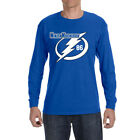 Tampa Bay Lightning Nikita Kucherov Logo Long sleeve shirt $12.99 USD on eBay