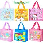 Sanrio Lunch Box Bento Patient Small Shopping Grocery Tote Bag Kids Shoulder Pouch
