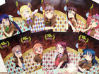 Love Live! Sunshine Seven Eleven Limited Clear File You,Yoshiko,Hanamaru...N/F/S