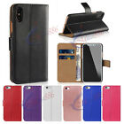 Case for Apple iPhone 6 7 8 5S SE Plus Cover Real Genuine Leather Flip Wallet <br/> 1st Class Post, For iPhone , 8,5, 6,7 Plus,UK SELLER