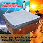 Hot Tub Spa Cover Cap Waterproof Protector Fabric,fits jacuzzi,hotspring calspa