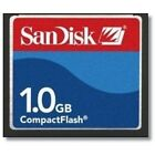 Sandisk 1GB 512MB 256MB 128MB CF Compact Flash Card with Case