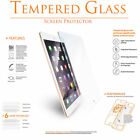 2x Pack Premium Tempered Glass Screen Protector for iPad 2 3 4 Air 1 2 Mini 1 2