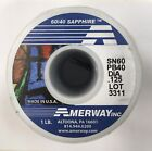 Amerway solder 1 LB Roll Variety solder 60/40  50/50  Free solder - Made in USA