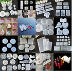 Внешний вид - Silicone Resin Mold for DIY Jewelry Pendant Making Tool Mould Handmade Craft