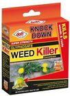 Knock Down Weed Killer Glyphosate Super Strength Kills Down To The Root