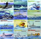 Squadron Signal Ships Books Selection