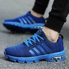 Outdoor Mens Athletic Sport Shoes Anti skid Cushion Running Sneakers Breathable