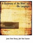 A Dictionary of the Biloxi and Ofo Languages by Owen Dorsey: New