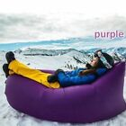 2018 NEW Camping Lazy Air Bed Lounger Sofa Beach Chair Portable Sleeping Bag