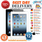 Apple iPad 3 16/32/64GB Wi Fi Cellular 4G Unlocked 9.7 Retina Various Grades UK