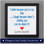 Personalised Funny Fathers Day Gifts for Dad Grandad Novelty Fathers Day Gifts
