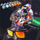 Hot 7 Color THE DIRECTOR Mens Eyewear Sports Anti-Reflective Glasses With Case