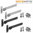 Gatemate Adjustable Hook And Band Hinges For Field Or Garden Gates Various Sizes