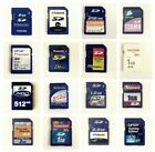 Secure Digital 64MB 128MB 256MB 512MB 1GB 2GB 4GB 8GB 16GB 32GB SD Card