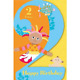 In The Night Garden Age 2 Large Birthday Card NG007