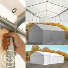 3x3 - 6x12 Heavy Duty PVC Storage Tent Shelter - Field Shed Agriculture Vehicles