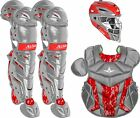 All-Star Youth System7 Axis Digi Camo Pro Catcher's Set