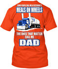 Septic Truck Dad / - Some People Call Me A Yesterday's Meals Premium Tee T-Shirt