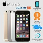 Apple Iphone 6 16gb 64gb 128gb Unlocked Smartphone Plus Gift Grade A++ / B / C